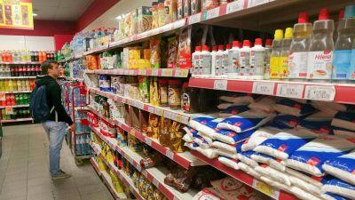 Las ventas en los supermercados crecieron 2,6% en diciembre y cerraron el año con una mejora del 0,8%