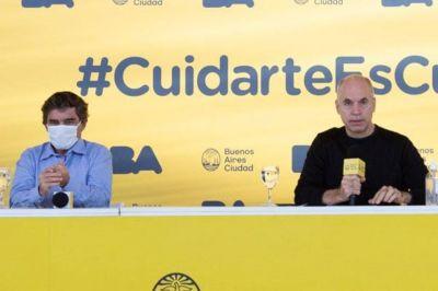 Rodríguez Larreta fue denunciado por haber privatizado la vacunación en la Ciudad de Buenos Aires