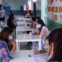 Vacunación en Suipacha: Llegó al 10% de vecinos vacunados, en una población cercana a 10 mil