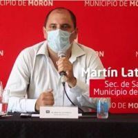 Martín Latorraca, secretario de Salud de Morón: