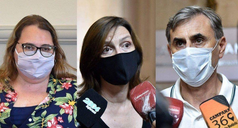"""Desde el radicalismo cuestionaron los """"vacunatorios VIP"""" del gobierno nacional"""
