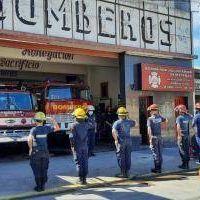 Gracias al aporte de los vecinos, Bomberos de La Matanza pudieron comprar una nueva autobomba