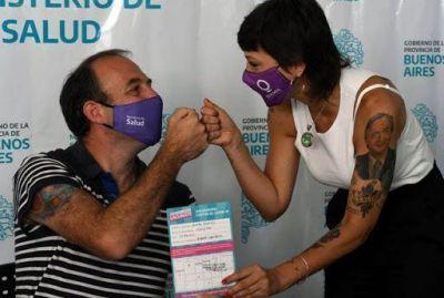 El secretario de Salud cruzó a la oposición y defendió la vacunación en Quilmes