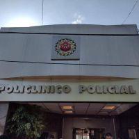 Comenzó la vacunación a efectivos policiales en el Policlínico de Córdoba