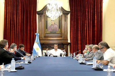 Massa aseguró que no se modificará el beneficio patagónico