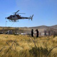 Inédito trabajo en La Pampa para dar conectividad a Puelches y su zona rural