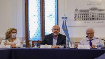 "Perotti dijo que la renuncia de Ginés González García corrigió un ""error"""