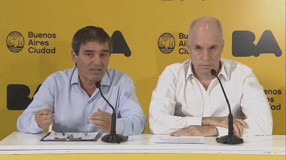Imputaron a Rodríguez Larreta por privatizar la vacunación en CABA