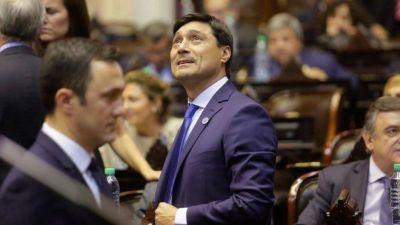 Uatre denunció al diputado Ansaloni por estafa y asociación ilícita