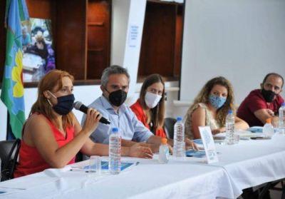 Con el apoyo de los gremios, el Gobierno bonaerense capacitará a trabajadores de sectores vulnerables