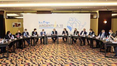 Alberto Fernández participa del tercer encuentro de gobernadores del Norte Grande
