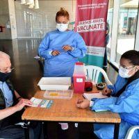 Ya se aplicaron 10.692 vacunas contra el coronavirus en Mar del Plata