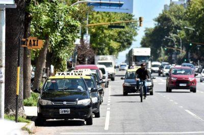 La actividad de los taxistas cayó hasta un 40% durante la temporada