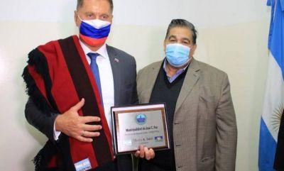 Ishii recibió al embajador de rusia quien ratificó la provisión de vacunas para 15 millones de argentinos