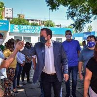 Sujarchuk anunció que el barrio 24 de Febrero será declarado localidad