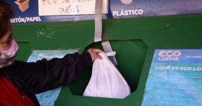 Ya funcionan más de 35 Puntos Verdes en los barrios de Lomas: ¿dónde están?