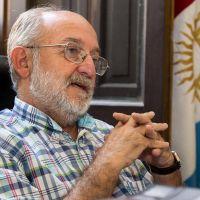 El legislador Aurelio García Elorrio pidió licencia en la Unicameral