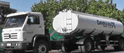 Nuevo camión regador para Daireaux