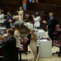 La Legislatura neuquina ratificó a sus autoridades en la sesión preparatoria