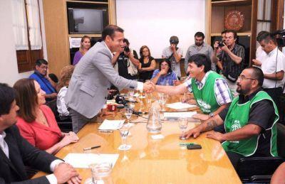 Respira Gutiérrez: los gremios aceptaron la oferta salarial