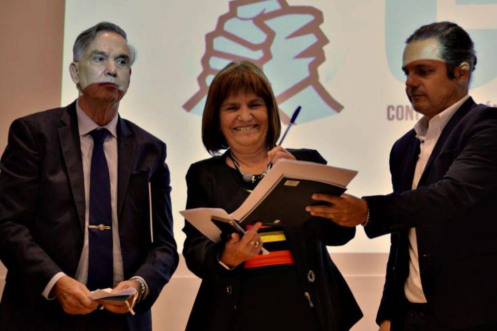 En plan electoral, Patricia Bullrich y Miguel Pichetto proponen reformas laborales y el fin del asistencialismo