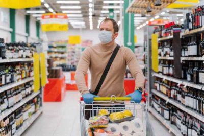 Supermercados y electrodomésticos, un termómetro de la doble crisis