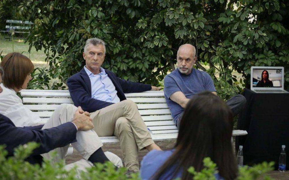 Macri salió a defender el plan de vacunación de la ciudad tras la imputación de Larreta