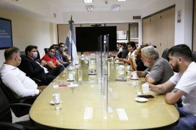"""Guiño oficial a la UTEP: """"personería social"""" como paso previo a la sindicalización"""