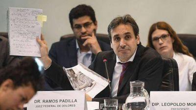 Asume Ramos Padilla en el Juzgado con competencia electoral bonaerense