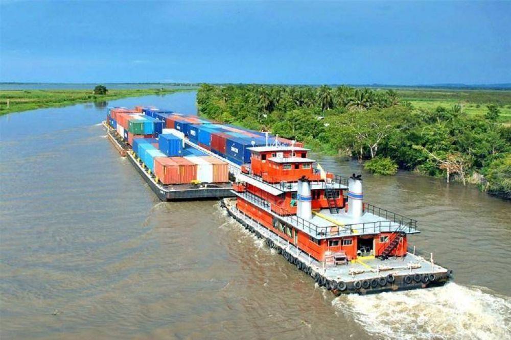 """El presidente del Puerto La Plata pidió tecnología 5G para controlar la Hidrovía """"en tiempo real"""""""