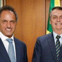 Exportaciones a Brasil: Scioli pidió apurar el ingreso de medicamentos argentinos