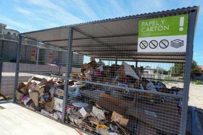 Ya funciona el Centro de Acopio Transitorio de Residuos en Rada Tilly