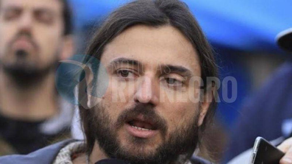 Juan Grabois llega a Viedma para presentar un Plan de Desarrollo Integral