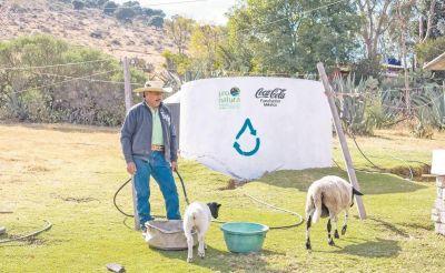Cada gota de agua cuenta, ¡cuidémosla!