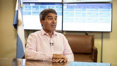 """Fernán Quirós: """"No hay una privatización del plan de vacunación en la Ciudad"""""""