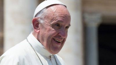 En entrevista con el Papa sobre su salud