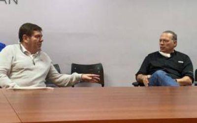 Reunión entre Berni y Montenegro para reforzar la seguridad en Mar del Plata