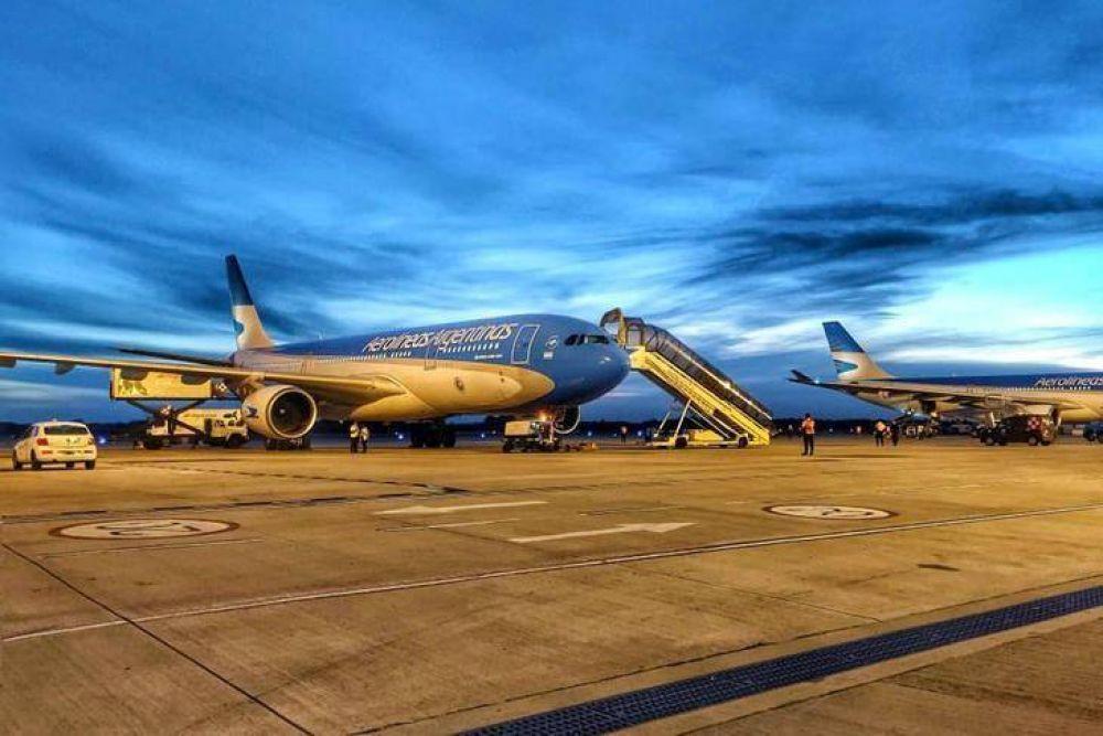 Llegan los dos aviones de Moscú con al menos un millón de dosis más