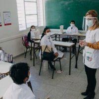 Mañana vuelven las clases presenciales en Buenos Aires y en otras doce provincias