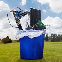 Campaña de recolección de electrónicos y eléctricos: Cronograma de Marzo