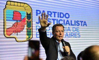 """Gray advirtió que el PJ bonaerense """"no puede ser colonizado por La Cámpora"""""""