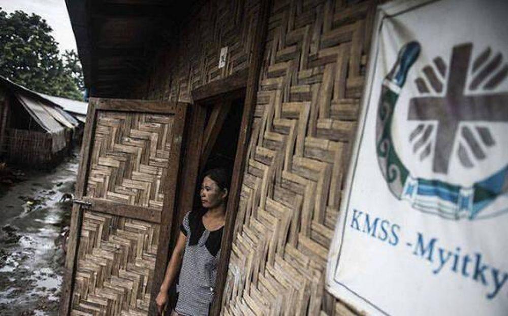 Cáritas reclama en Myanmar el retorno a la democracia y a la paz y se suma a la resistencia pacífica