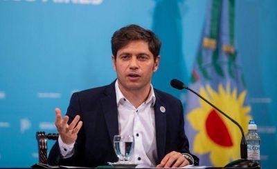 Tras el Vacunagate, Kicillof acusó a la oposición de intentar