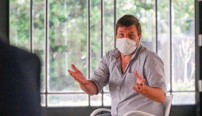 """Para Rodolfo Bertone en Junín """"hubo una mala administración de la pandemia por el municipio"""""""