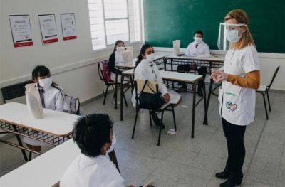 Regreso a clases en Mar del Plata: ¿Qué pasa si un alumno o docente presenta síntomas de coronavirus?