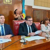 Montenegro realizará este lunes el discurso de la apertura de sesiones del HCD