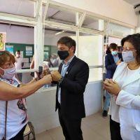 Con ejes en el plan de obra pública y la vacunación, Kicillof abre el año legislativo