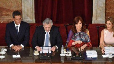 Frente a una asamblea atípica, Alberto Fernández abrirá hoy el período 139 de sesiones ordinarias en el Congreso