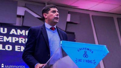 Los evangelistas llegan a la legislatura de Córdoba y sacuden al sistema político