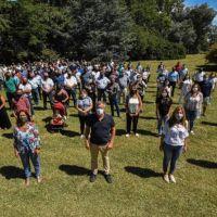 El monzonismo prepara su lanzamiento en territorio bonaerense